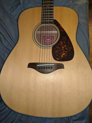 2008 Yamaha FG700MS Acoustic guitar for Sale in Austin, TX