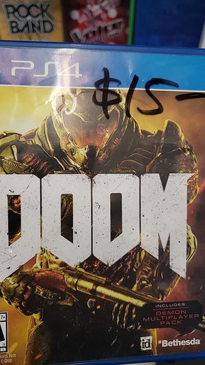 Doom for Sale in Chicago, IL