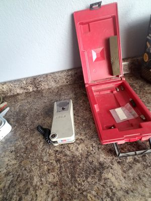Snap-on A/C freon leak detector model ACT 5500 Halogen for Sale in Bastrop, TX