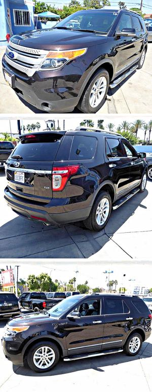 2014 Ford ExplorerXLT 4WD for Sale in South Gate, CA