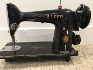 Antique Singer sewing machine for Sale in Atherton, CA