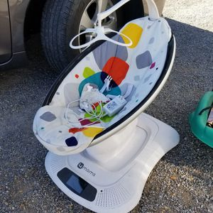 Baby Stroller, Infant Car Seat, High Chair, 4moms Chair With Blue Tooth, Swings for Sale in Henderson, NV