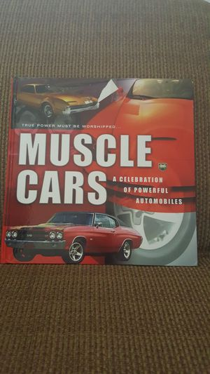 MUSCLE BOOKS for Sale in Puyallup, WA