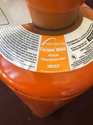 Freon 404A original seal (new) for Sale in Broadview Heights, OH