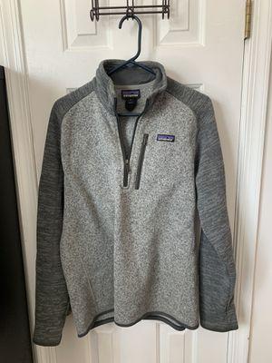 Patagonia Better Sweater 1/4 zip (M) for Sale in Virginia Beach, VA