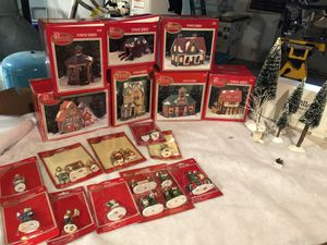 Christmas village for Sale in Gainesville, VA