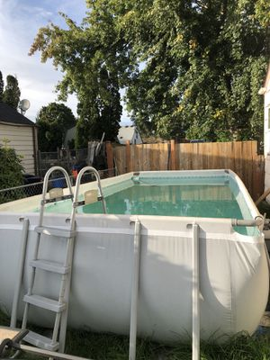 Square Pool for Sale in Tacoma, WA