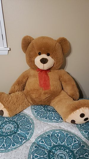 Large stuffed bear for Sale in Hurst, TX