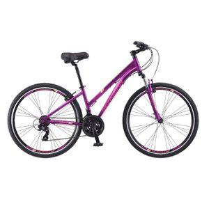 """Schwinn women's trailway 28"""" hybrid purple bike for Sale in Alexandria, VA"""
