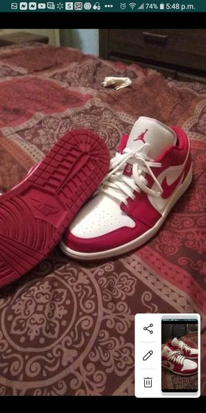 Air Jordan low ..Adult size 11 for Sale in YSLETA SUR, TX