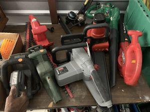 Tools- leaf blower, hedge trimmer for Sale in GRANT VLKRIA, FL