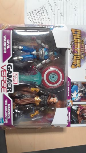 Marvel contest of champions figures for Sale in San Diego, CA