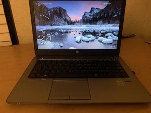 HP LAPTOP ELITEBOOK i5 CPU WINDOWS 10 PRO MSOFFICE INSTALLED for Sale in Orlando, FL