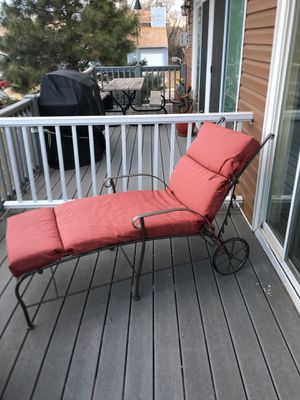 Patio furniture for Sale in Colorado Springs, CO