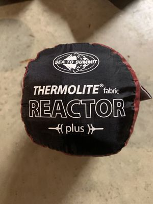 Thermolite sleeping bag liner for Sale in Takoma Park, MD