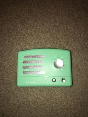 Polaroid Bluetooth speaker for Sale in Arlington, VA