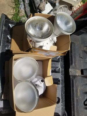 2sets Electric motion sensor lights $40 obo for Sale in North Chesterfield, VA