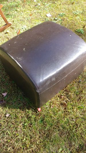 Leather foot rest for Sale in Searsport, ME