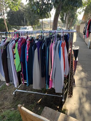Women and men clothing $1-$10 max for Sale in Los Angeles, CA