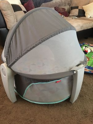Fisher price on the go dome for Sale in Tacoma, WA