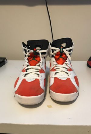 Jordan Retro 6s Like Mike for Sale in Holly Springs, NC