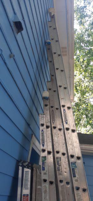 Multiple Ladders ( please read info ) for Sale in Sugar Hill, GA