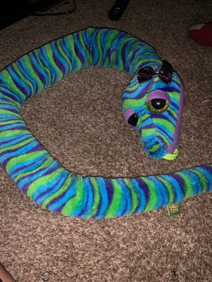 Stuffed Snake 🐍 for Sale in Brentwood, CA