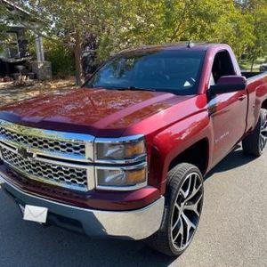 2015 Chevrolet Silverado for Sale in Sacramento, CA