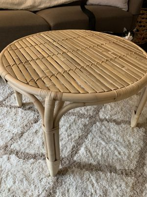Bamboo coffee table for Sale in Los Angeles, CA