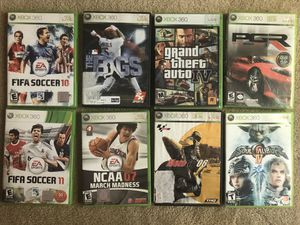 XBox 360 Games for Sale in West Springfield, VA