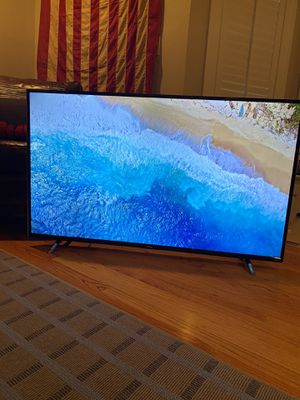 """55"""" 4K TCL Roku Smart Tv for Sale in Tampa, FL"""