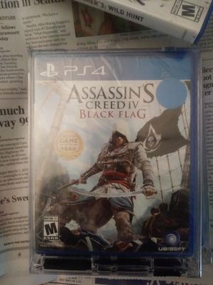 Assasins creed black flag for Sale in Everett, WA