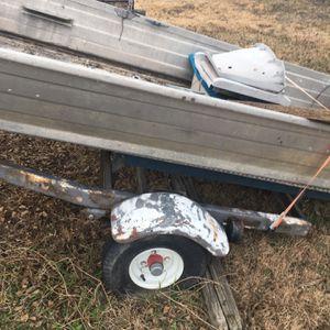Aluminum Boat for Sale in Rowlett, TX