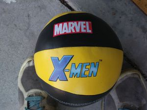 Marvel Wolverine X-Men plush soft volley ball for Sale in Stockton, CA