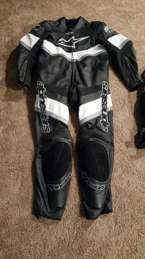 Alpinestars leather bike suit for Sale in Colton, CA
