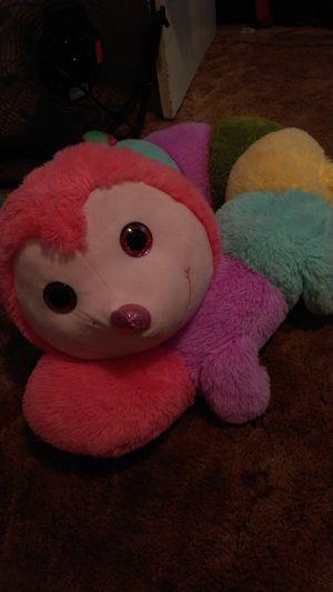 Catipillar stuffed animal for Sale in Stockton, CA
