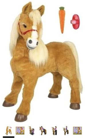 Butterscotch FurReal Friends Pony for Sale in Hanford, CA