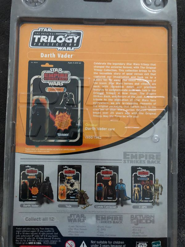 Darth Vader   Star Wars   original trilogy collection