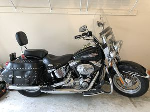 Harley Davidson, Heritage Softail Classic for Sale in New Britain, PA