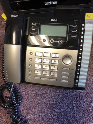 Office phones and printer for Sale in Pittsburgh, PA