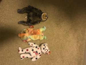 Rare beanie babies for Sale in Daly City, CA
