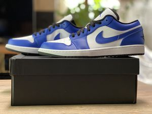 Jordan 1 Low Game Royal DS Size 11 for Sale in Sacramento, CA