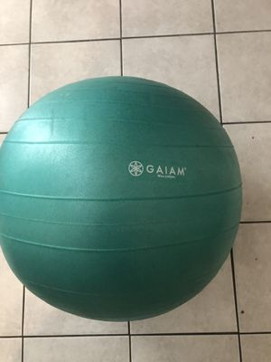 Yoga ball for Sale in Wesley Chapel, FL