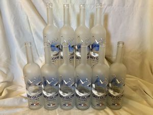 Empty Glass Bottles - (10 qty) for Sale in Port St. Lucie, FL