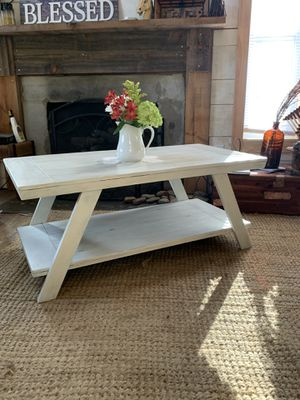 Coastal or country End Table for Sale in US