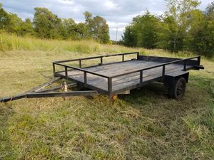 Utility Trailer for Sale in Conroe, TX