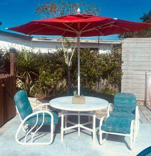 PVC Patio Furniture Set for Sale in Belle Isle, FL