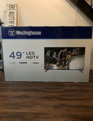 "Westinghouse 49"" LED TV for Sale in Norwalk, CA"