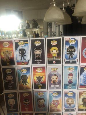 Funko Pops for Sale in Lubbock, TX