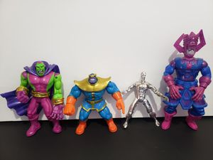 Silver Surfer action figure lot. for Sale in Puyallup, WA